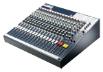 Миниатюра Soundcraft FX16ii